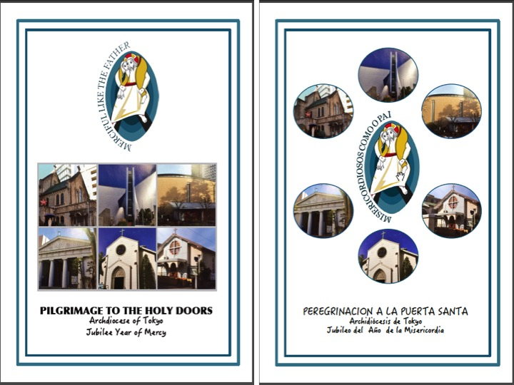 Pilgrimage booklet